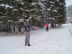 Навчання зимовим видам спорту