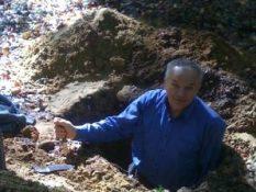 2013 р. Ландшафтні дослідження в околицях смт.Брюховичі