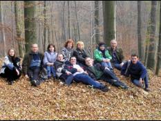 """Польові конструктивно-географічнідослідження, спрямовані на збереження пам'ятки природи """"Стільська"""" (2005 р.)"""